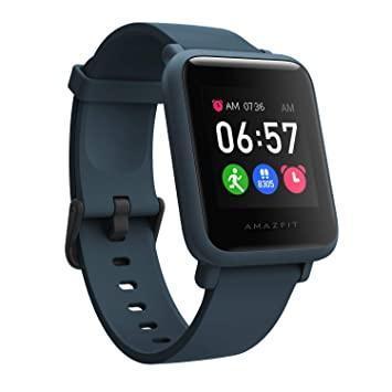 Смарт часы Xiaomi Amazfit Bip S Lite A1823 синий