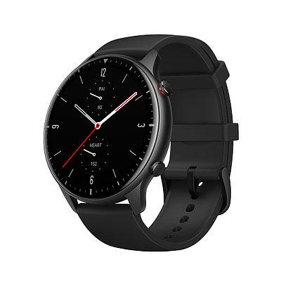 Смарт часы Xiaomi Amazfit GTR 2 Sport Edition (Aluminum Alloy) черный