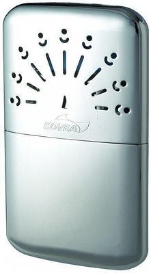 Обогреватель для рук KOVEA бензиновый R43139, серебристый