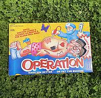 Настольная игра Операция