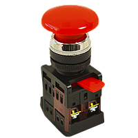 "Кнопка AEA-22 ""Гриб"" красная (red) SH"