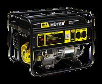 Электрогенератор бензиновый DY6.5A Huter