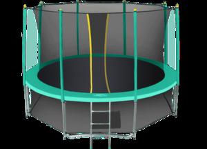 Батут HASTTINGS CLASSIC GREEN 12FT (3.66 м) - фото 1