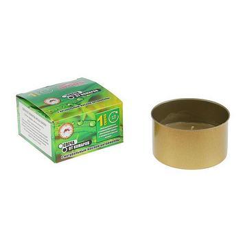 Свеча от комаров ARGUS garden с маслом цитронеллы