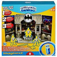 Игровой «Поп-ап набор Бэтмен», 3 фигурки, 2 аксессуара