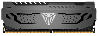 Оперативная память Patriot VIPER 4 STEEL [PVS48G360C8] [8 ГБ DDR 4, 3600 МГц, 28800 Мб/с, 1.35 В]