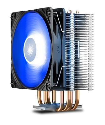 Кулер для процессора Deepcool GAMMAXX 400 V2 BLUE (DP-MCH4-GMX400V2-BL)
