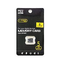 Карта памяти Micro SD Card класс 10, 8 Гб