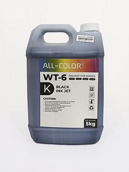 Сольвентная краска WT-6 — черный (WT-5л-K)