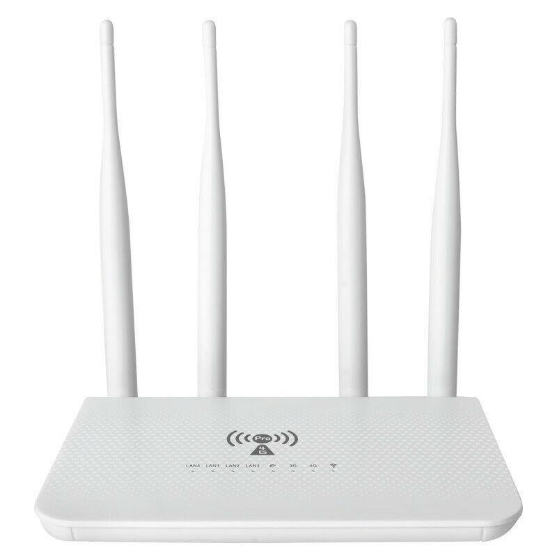 Роутер 4G LTE CPE LT210TM под любые сим карты