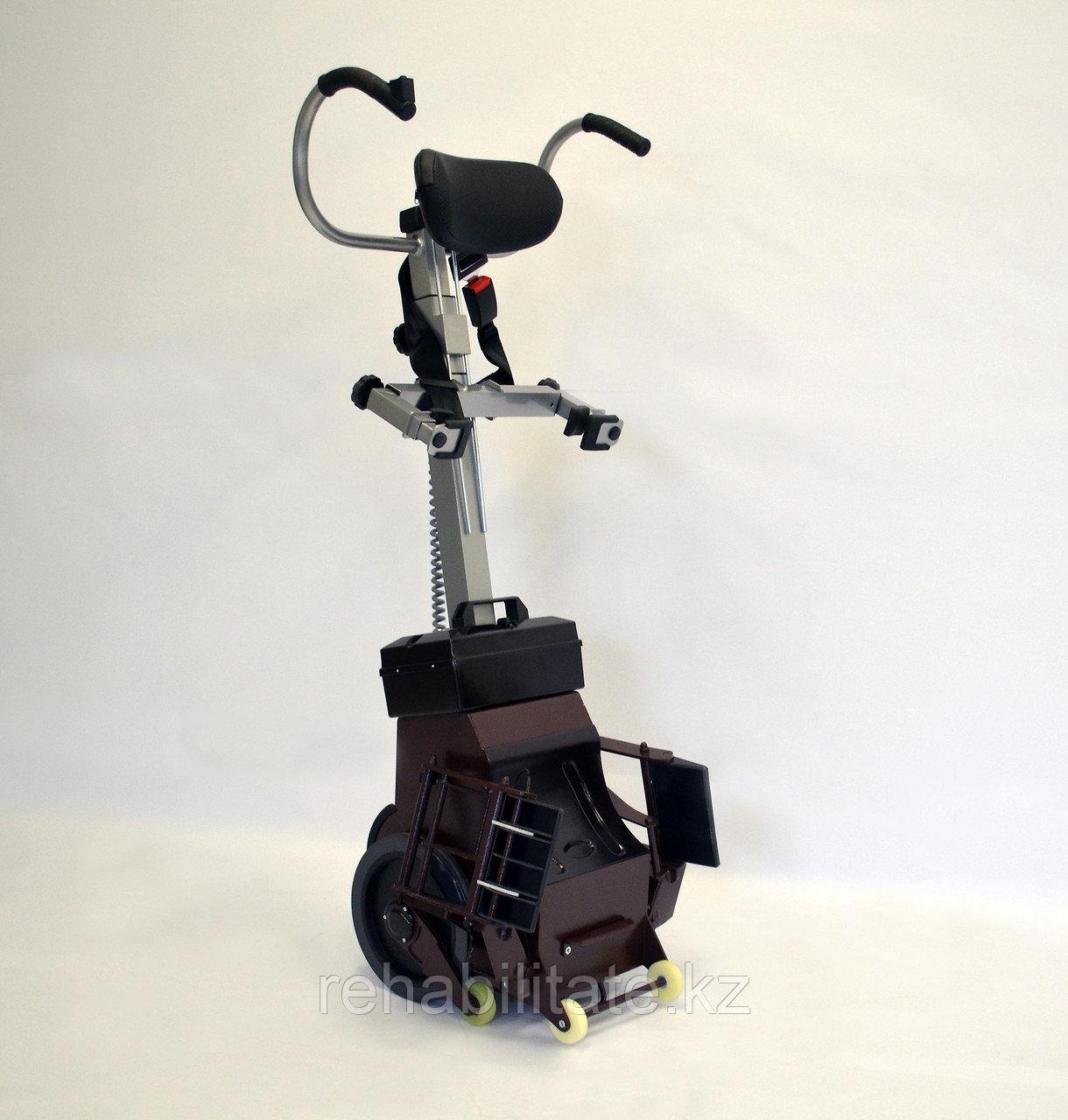 Лестничный шагающий подъемник для инвалидов ПУМА УНИ 130