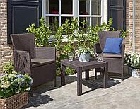 Плетенный комплект мебели Россарио