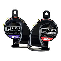 Рожковый сигнал для авто PIAA Euro Sports Horn с усилением звука