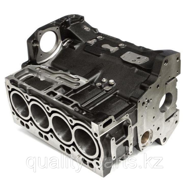 Блок двигателя на экскаватор-погрузчик JCB 3CX и 4CX
