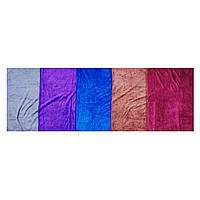 Половая тряпка, микрофибра, 75 х 70 см (ассорти)