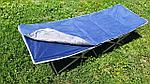 Кровать-раскладушка с матрасом (до 150 кг), фото 2