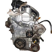 Двигатель Nissan Juke HR16DE