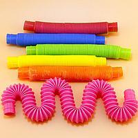 Игрушка антистресс трубка Pop Tubes цвета в ассортименте