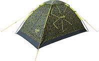 Палатка NORFIN Мод. RUFFE 2 (2-х местн.)(200x120х100см)(1,8кг.)(нагрузка: 2.000мм), R 15190