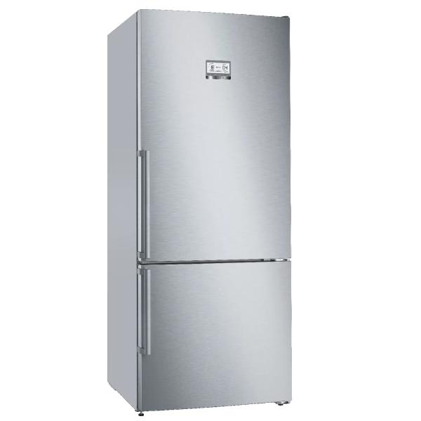 Холодильник Bosch KGA76PI30U серебристый