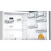 Холодильник Bosch KGA76PI30U серебристый, фото 3
