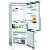 Холодильник Bosch KGA76PI30U серебристый, фото 2