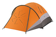 Палатка NORFIN Мод. DELLEN 3 (3-х местн.) ((90+210+40)x210х140/118см) (5кг.)(нагрузка: 4.000мм), R 15455