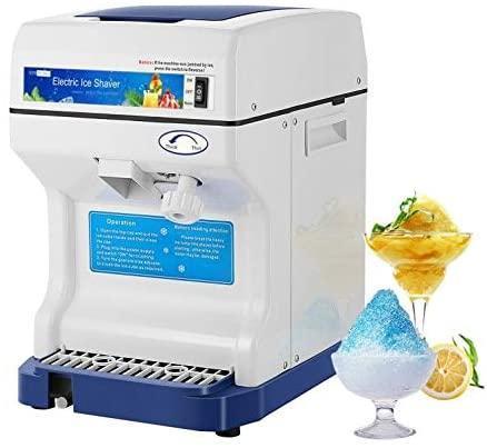 Ледогенератор, льдокрошитель, измельчитель льда, краш-машина