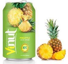 Напиток Vinut Pineapple АНАНАС 330ml (24шт-упак)