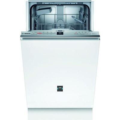 Встраиваемая посудомоечная машина Bosch SPV 2IK X1BR, белый