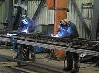 Ремонт металлоконструкции спецтехники