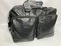 """Дорожная сумка """"Cantlor"""", среднего размера.Высота 31 см, ширина 45 см, глубина 17 см., фото 1"""