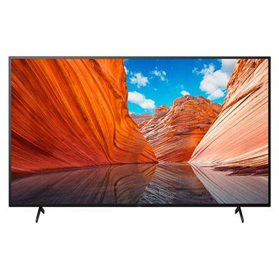 Телевизор Sony LED KD75X81JCEP черный