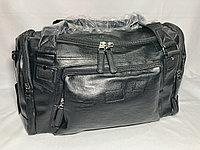 """Дорожная сумка среднего размера""""Cantlor"""". Высота 30 см, ширина 45 см, глубина 17 см., фото 1"""