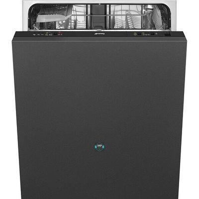 Встраиваемая посудомоечная машина SMEG ST22123FR, черный