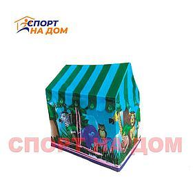 Детский игровой домик (размеры:92*70*105 см)