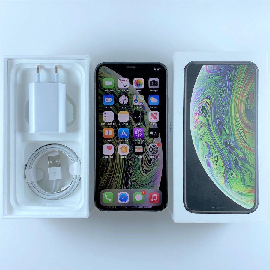 Apple iPhone X 64 GB Space Gray - фото 1