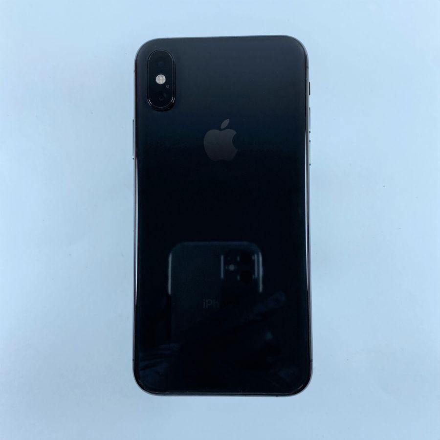 Apple iPhone X 64 GB Space Gray - фото 5