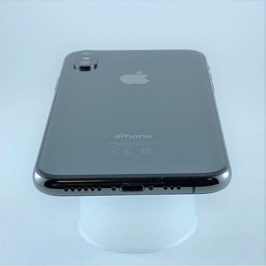 Apple iPhone X 64 GB Space Gray - фото 8