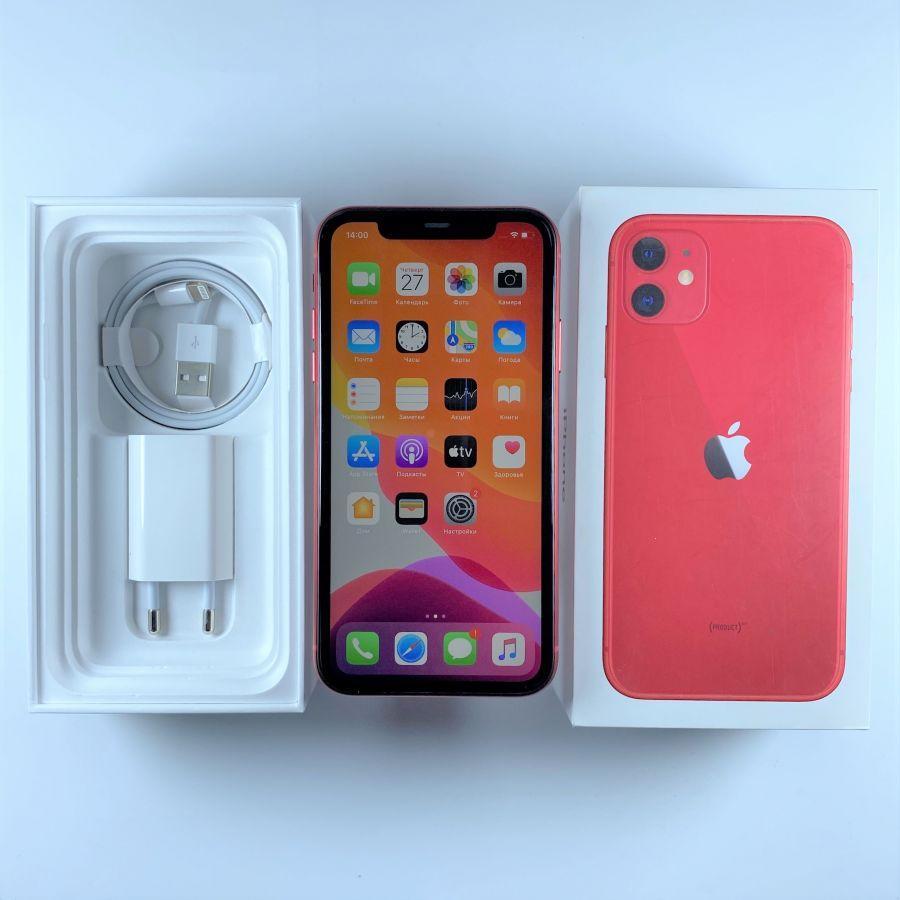 Apple iPhone 11 64 GB Green - фото 2
