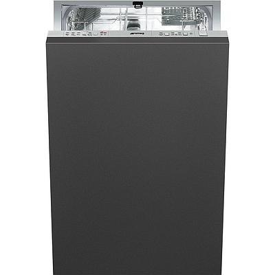 Посудомоечная машина Smeg STA4507IN, черный