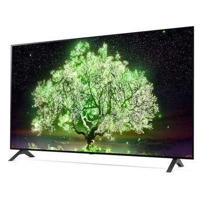 Телевизор LG OLED65A1RLA черный
