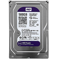 Жёсткий диск WD-500