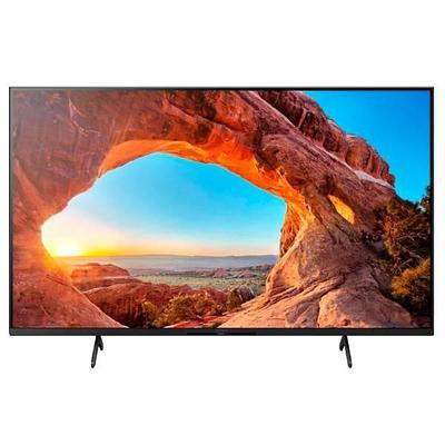 Телевизор Sony LED KD75X85TJCEP черный