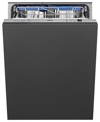 Посудомоечная машина SMEG STL62335LFR, черный
