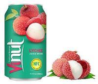 Напиток Vinut Lychee Juice Личи 330ml (24шт-упак)