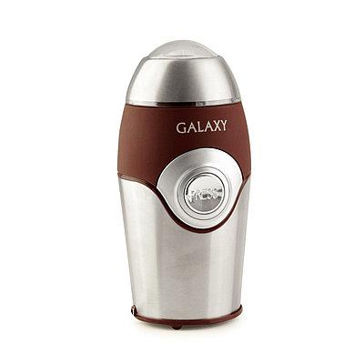 Кофемолка электрическая Galaxy GL 0902 бордовый