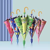 Зонт детский с пластиковым чехлом