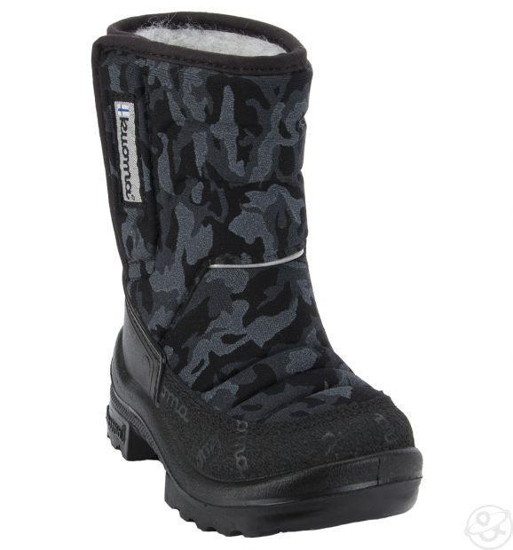 Обувь детская Tarravarsi Black Ghost