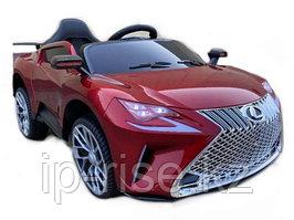 Детский электромобиль Lexus 9688 бордовый